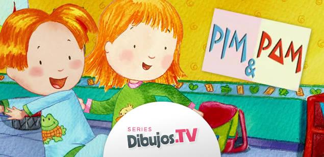 ¡Aprende inglés con Pim y Pam!