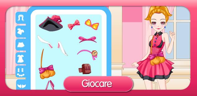Juegos flash online: Fiesta rosa