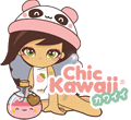 Disegni di Chic Kawaii da colorare